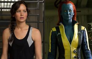 Katniss vs. Mystique: Who's the Better Jennifer Lawrence Character?