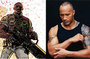 Scoop This: The Rock in 'G.I. Joe 2,' 'Freaky Deaky' Casting and Naomie Harris as Bond Girl?