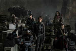 Moviegoers Say 'Rogue One: A Star Wars Story' Is the Most Anticipated Movie of 2016