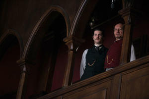 Best New Trailers and Clips: 'Stonehearst Asylum' and More