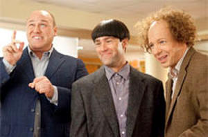 New 'Three Stooges' Trailer Channels 'Jackass'