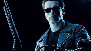 See the First Image from the Set of 'Terminator: Genesis'