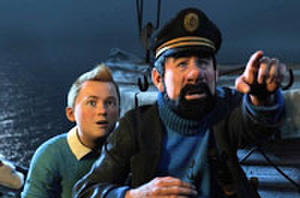New 'The Adventures of Tintin' Trailer Brings the Action!