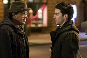 """Sylvester Stallone and Milo Ventimiglia in """"Rocky Balboa."""""""