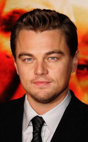 "Leonardo DiCaprio at the Hollywood premiere of ""Blood Diamond."""