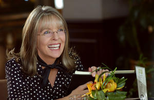 "Diane Keaton in ""Because I Said So."""