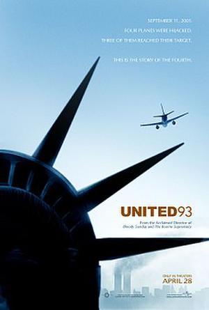 """Poster art for """"United 93."""""""
