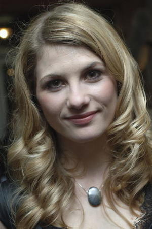 Actress Jodie Whittaker at the premiere during The Times BFI London Film Festival.