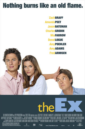 "Poster art for ""The Ex."""