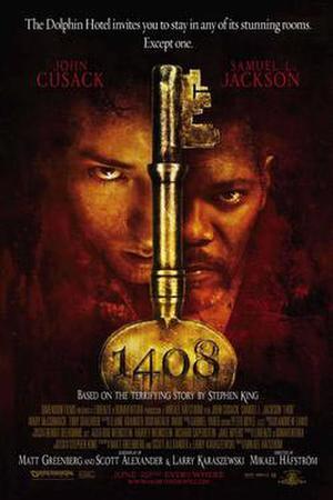 """Poster art for """"1408."""""""