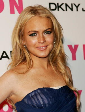 """""""I Know Who Killed Me"""" star Lindsay Lohan at Nylon Magazines 'Young Hollywood' Issue Party in N.Y."""