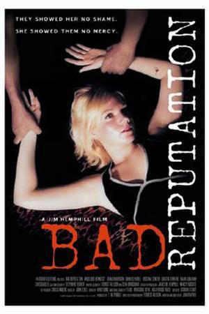 "Poster art for ""Bad Reputation."""