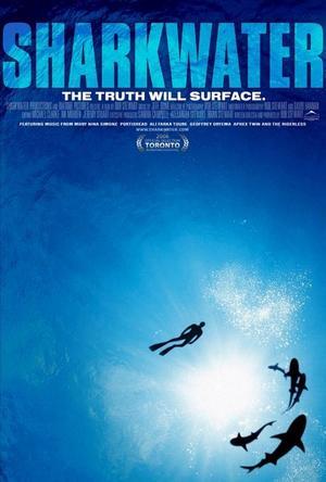 """Sharkwater"" poster art."
