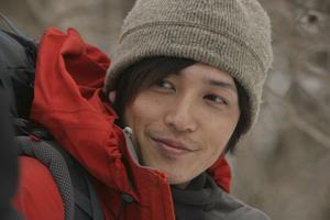 "Hiroshi Tamaki in ""Midnight Eagle."""