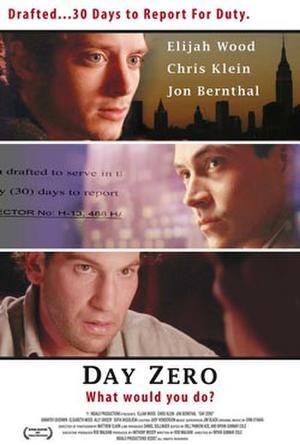 "Poster art for ""Day Zero."""