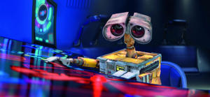 "A scene from ""WALL-E."""