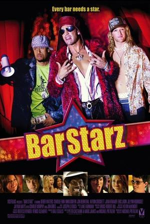 "Poster art for ""Bar Starz."""