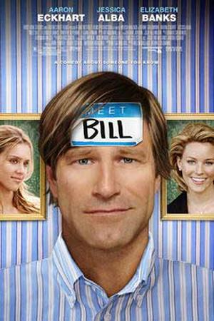 "Poster art for ""Meet Bill."""