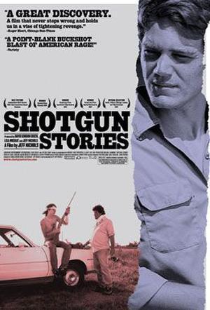 """Poster art for """"Shotgun Stories."""""""