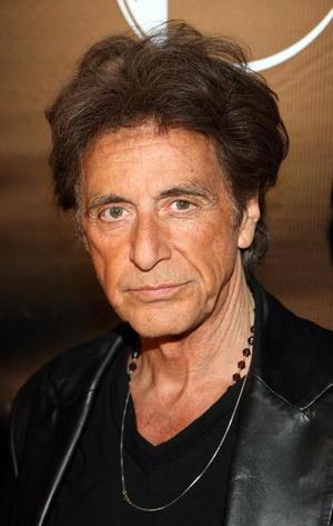 "Actor Al Pacino at the Las Vegas premiere of ""88 Minutes."""