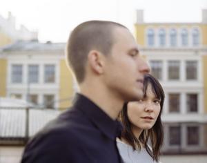 """Anders Danielsen Lie as Phillip and Viktoria Winge as Kari in """"Reprise."""""""