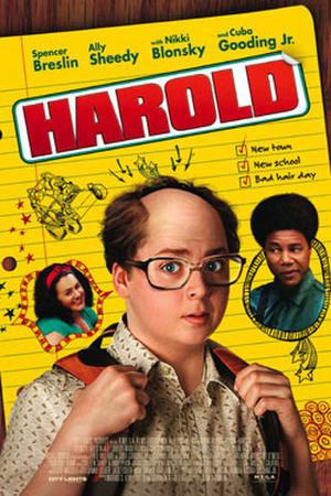 """Poster art for """"Harold."""""""