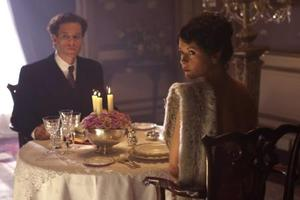"Guy Pearce and Catherine Zeta-Jones in ""Death Defying Acts."""