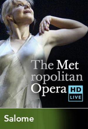 "Poster art for ""The Metropolitan Opera: Salome."""