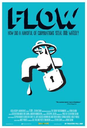 "Poster Art for ""Flow."""