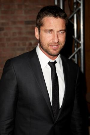 "Gerard Butler at the after party of the UK premiere of ""RocknRolla."""