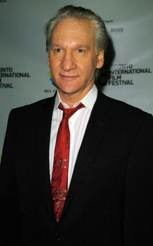 "Bill Maher at the Canada premiere of ""Religulous"" during the 2008 Toronto International Film Festival."