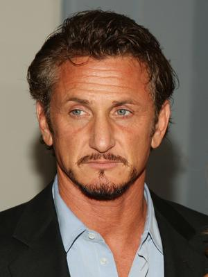 """Sean Penn at the New York premiere of """"What Just Happened."""""""
