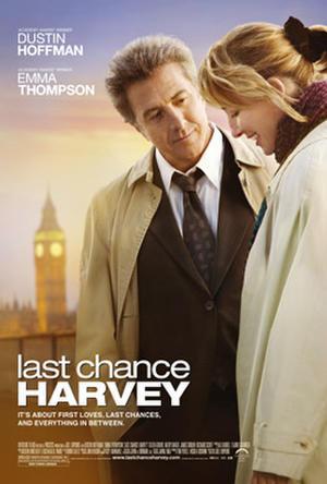 """Poster art for """"Last Chance Harvey."""""""