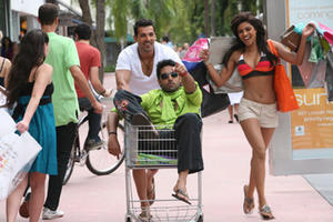 """A scene from """"Dostana."""" from 35mm"""