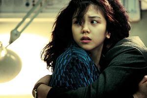 "Kim Ok-vin as Tae-ju in ""Thirst."""