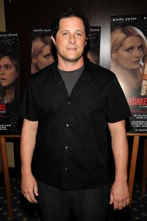 "Director Morgan J. Freeman at the New York premiere of ""Homecoming."""