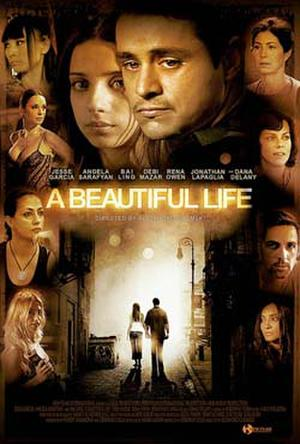 "Poster art for ""A Beautiful Life."""