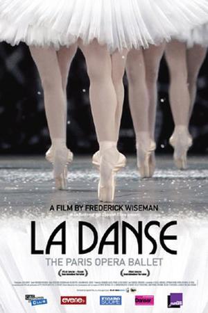 "Poster art for ""La Danse."""