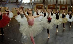 """A scene from """"La Danse."""""""