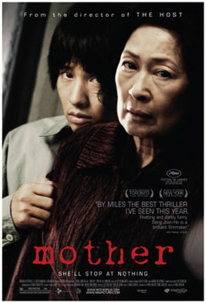 "Poster art for ""Mother."""