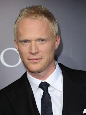 "Paul Bettany at the California premiere of ""Legion."""