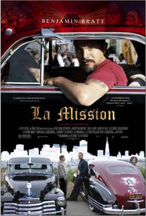 "Poster art for ""La Mission."""