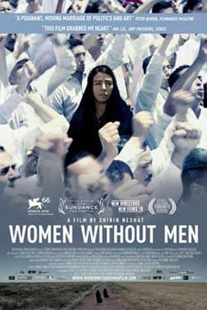 """Poster art for """"Women Without Men."""""""