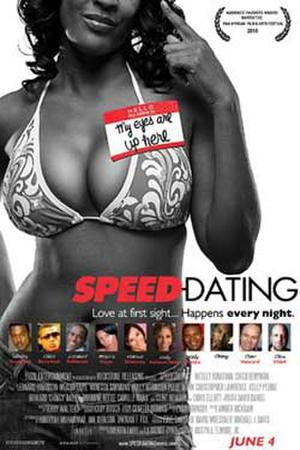 """Poster art for """"Speed-Dating."""""""