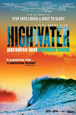 """Poster art for """"Highwater"""""""