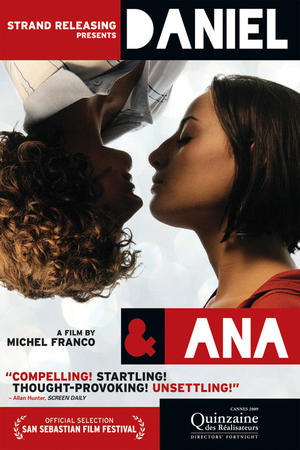 "Poster art for ""Daniel and Ana"""