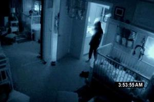 "A scene from ""Paranormal Activity 2"""