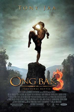 """Poster art for """"Ong Bak 3"""""""