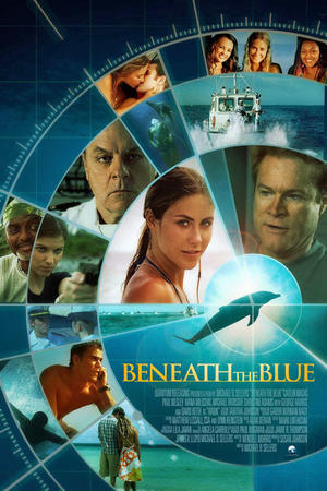 """Poster art for """"Beneath the Blue"""""""