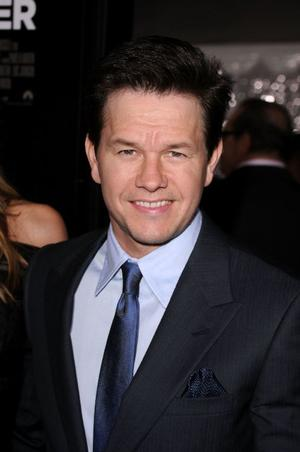 "Mark Wahlberg at the California premiere of ""The Fighter."""